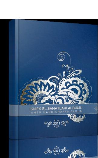 İSMEK El Sanatları Albümü 2011