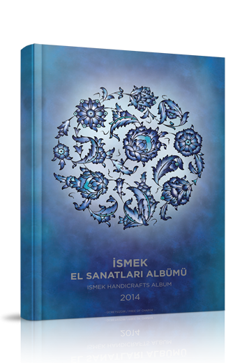 İSMEK El Sanatları Albümü 2014