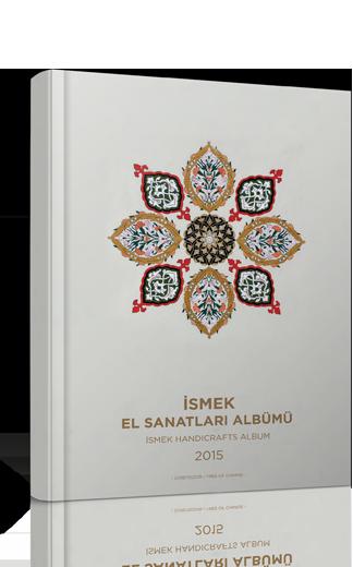 İSMEK El Sanatları Albümü 2015