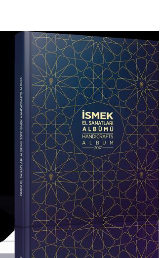 İSMEK El Sanatları Albümü 2017