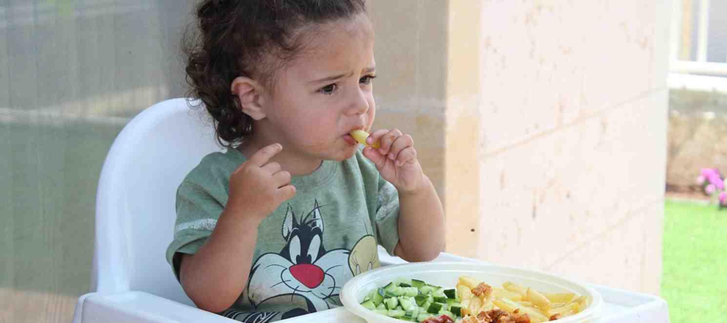Okul Öncesi Dönemde Beslenme