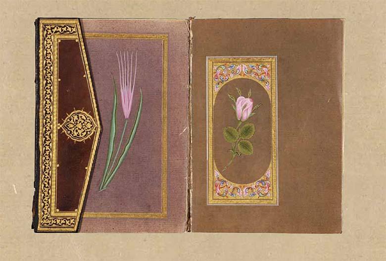 3a860eee8c9a9 Her çeşit süslemede çiçek motifleri zengin ve zarif çeşitleriyle her  dönemde, karşımıza çıkarlar. Dönem dönem farklı özellikler gösteren çiçekler;  ...