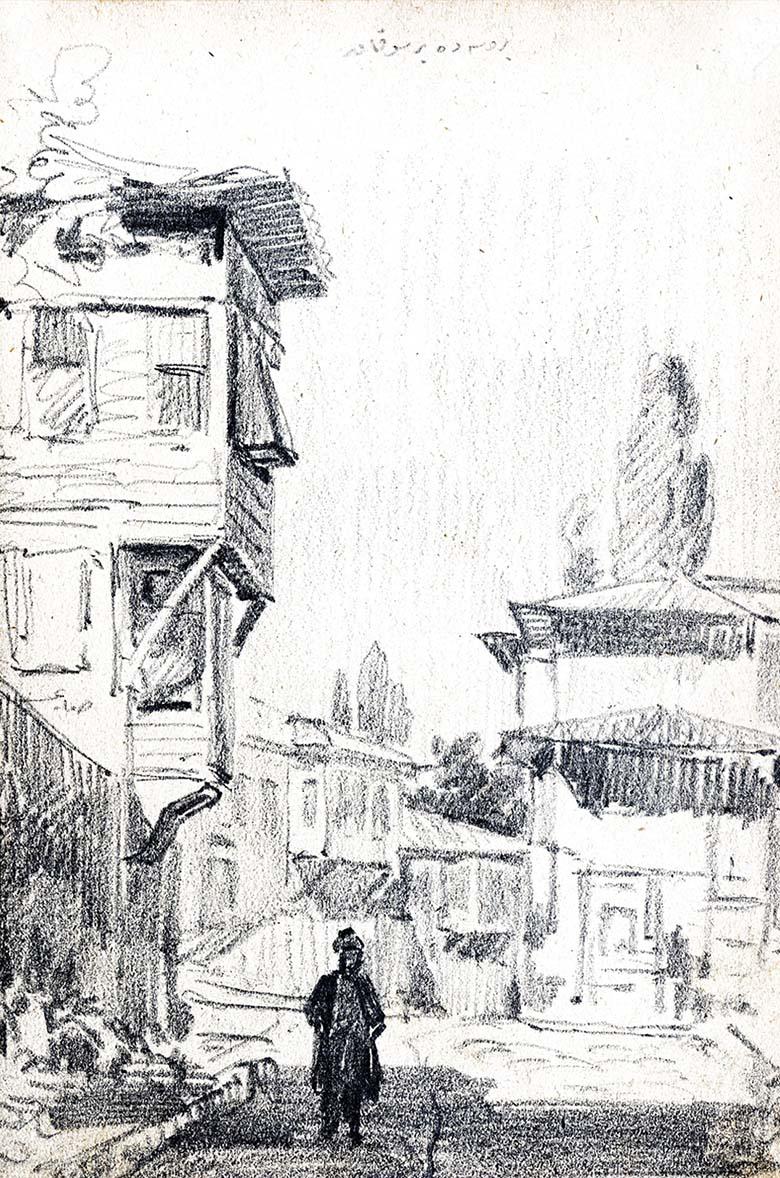 üsküdarlı Ressam Hoca Ali Rıza