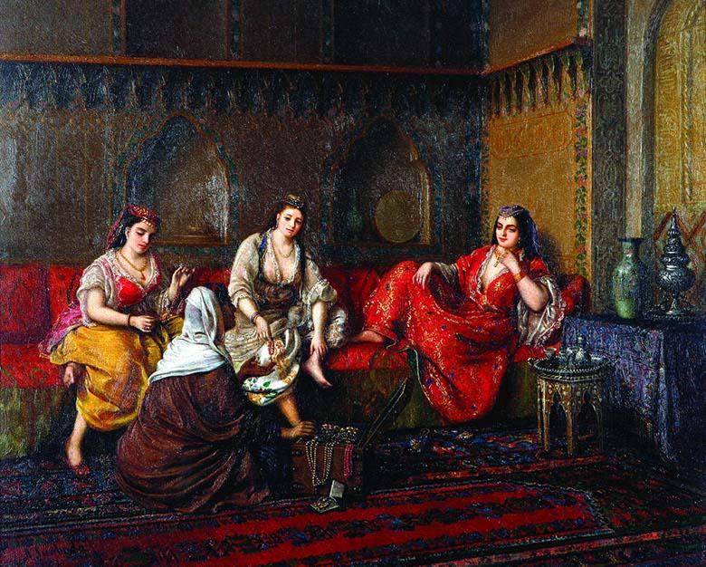 Osmanlı Sarayının Resim Mirası Gün Yüzüne çıktı