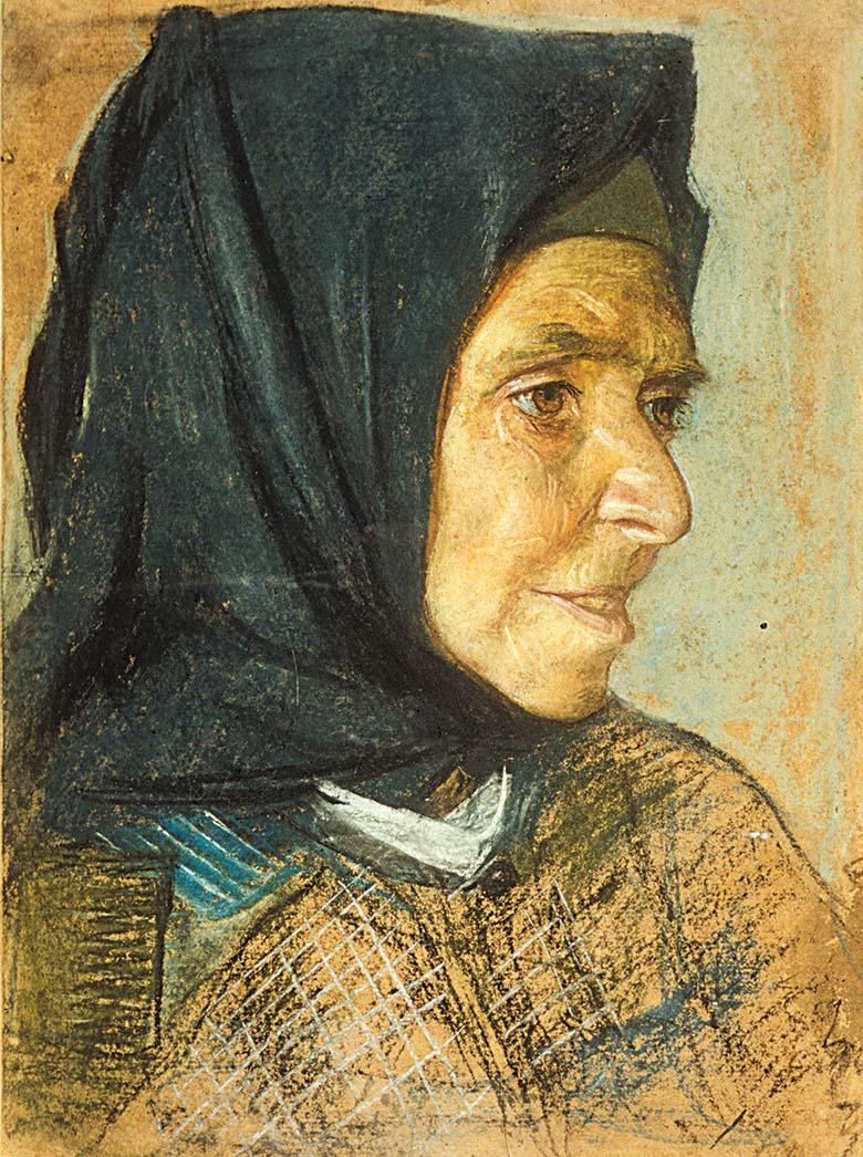 Türk Resminin Kadın öncüsü Mihri Müşfik