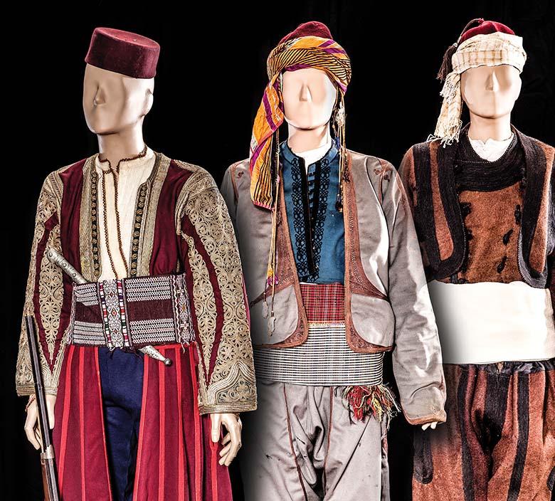 Osmanlı Halk Kıyafetleri Ve Takıları M 252 Zesi Nde Kıyafetten